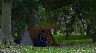 ハイランダー 新作ソロパップ型テント